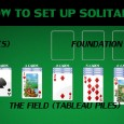 Klondike solitaire is a basic patience game that is simple to set up, simple to play, but difficult to win. It requires a standard 52-card deck of cards (no jokers). […]