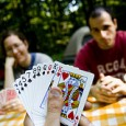B.S. is a simple bluffing card game.  It is known by many names including Cheat, I Doubt It, Bullshit, Bologna Sandwich, Bluff, and many others.  BS is best played with […]